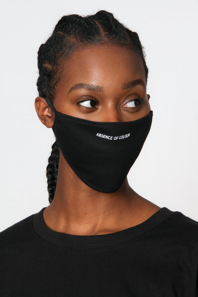 Two Pack Fashion Mask