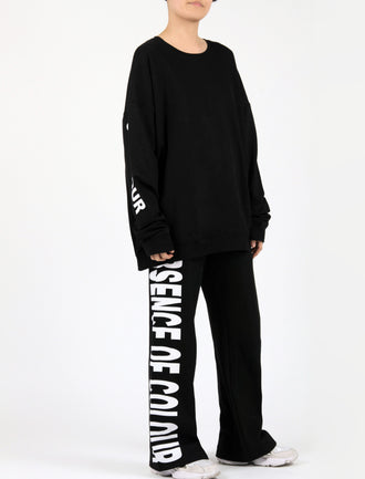 Absence of Colour Wide Leg Joggers
