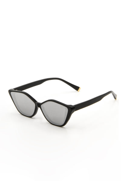 Mirrored Cat Eye Sunglasses