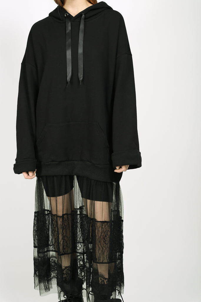 Absence of Colour Katia Hoodie Dress