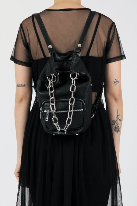 Patent Bucket Bag
