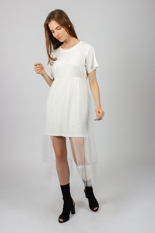Absence of Colour Lena Dress