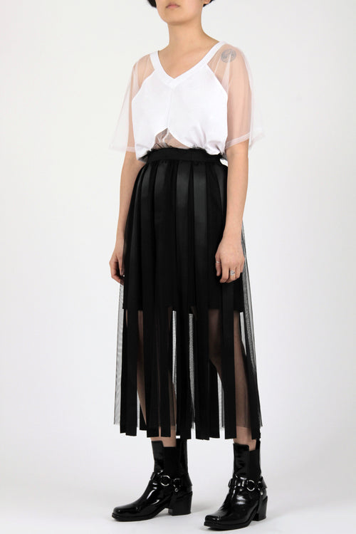 Absence of Colour Ruby Skirt