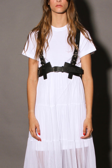 Long Chain Fringe Belt