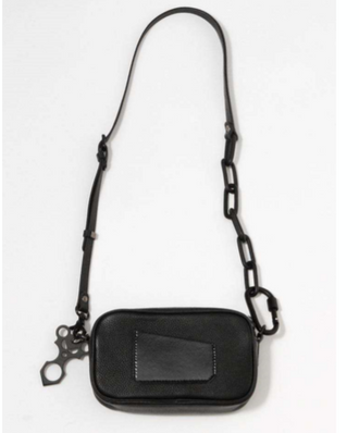Leather Token Bag
