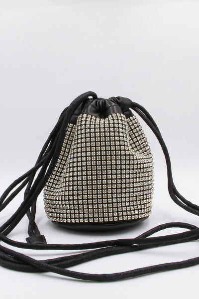 Chrystal Bucket Bag