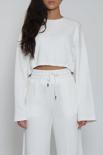 Yuka Cropped Jumper