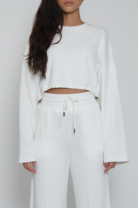 Ana Top White