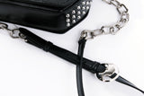 Absence of Colour Side Studded Bag