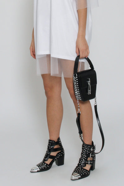 Tall Side Spike Bag