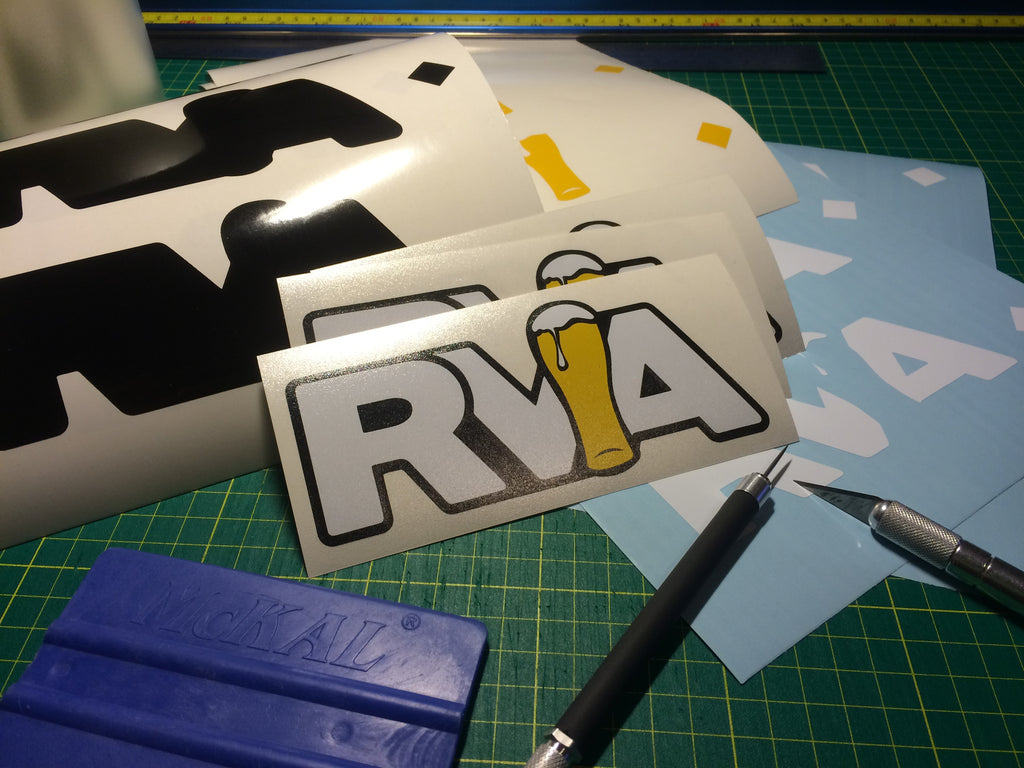 Rva Craft Beer Sticker Richmondstickers Com Free Shipping