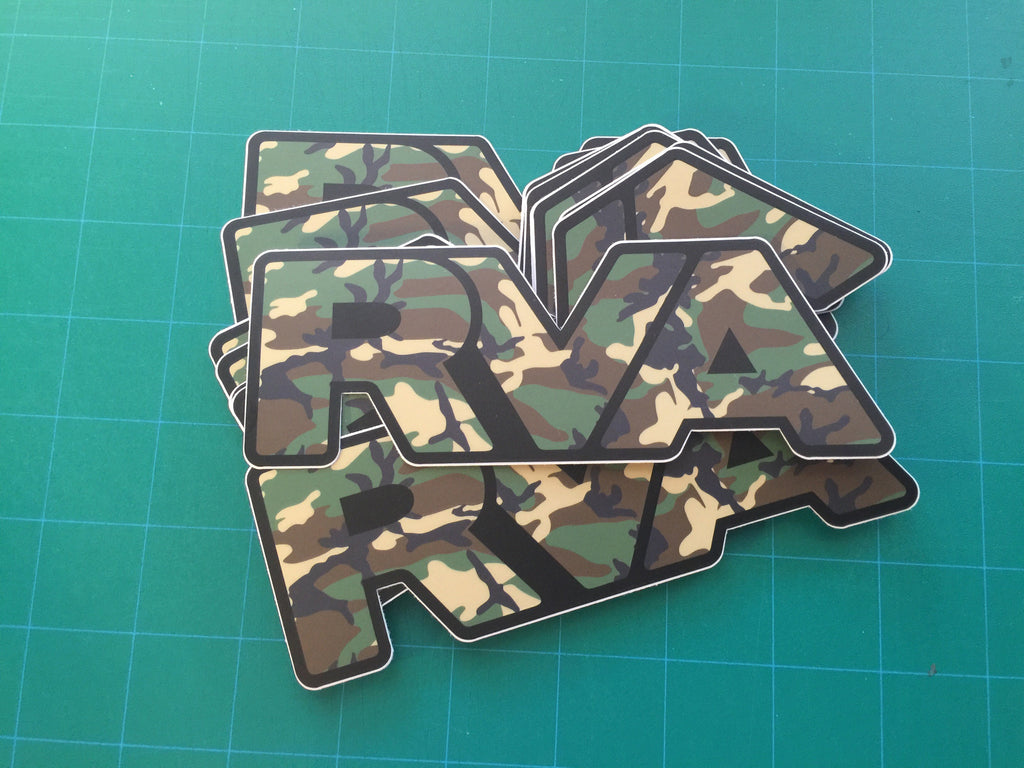 Camouflage rva sticker richmondstickers com