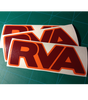 Virginia Tech inspired RVA sticker