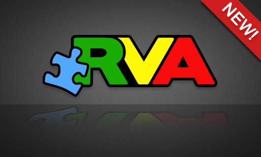 RVA Autism Charity Stickers