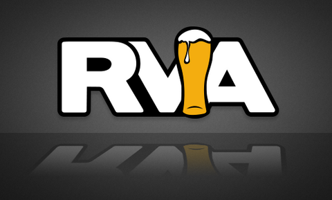 RVA Craft Beer Sticker - RichmondStickers.com - FREE SHIPPING