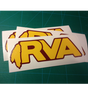 Redskins Inspired RVA Sticker
