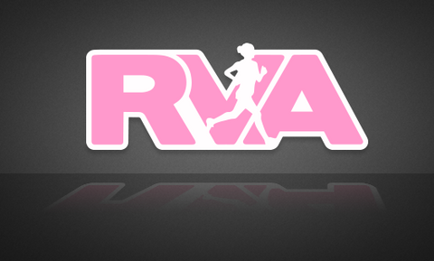 RVA Runner Sticker | RichmondStickers.com