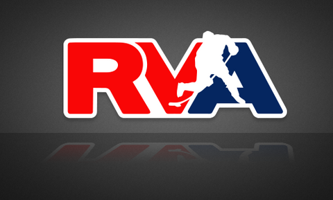 RVA Hockey Sticker - FREE SHIPPING