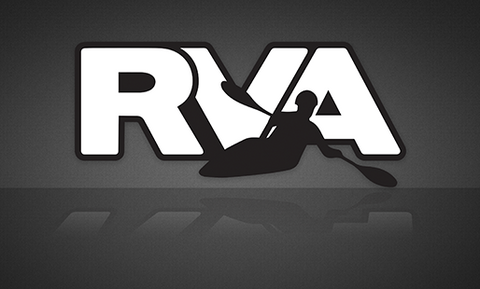 RVA Kayak Sticker - FREE SHIPPING
