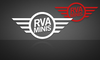 RVA MINIs Single Color Stickers - FREE SHIPPING