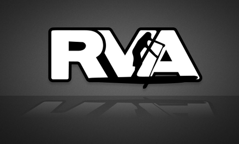 RVA Paddle Board Sticker - FREE SHIPPING