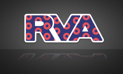 Phish Inspired RVA Sticker | RichmondStickers.com