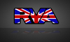 Union Jack RVA Sticker | RichmondStickers.com