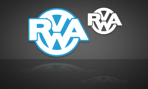 RVA VW Sticker - FREE SHIPPING