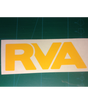 RVA Single Color Stickers - FREE SHIPPING