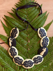 Kapa Haka Traditional Necklace