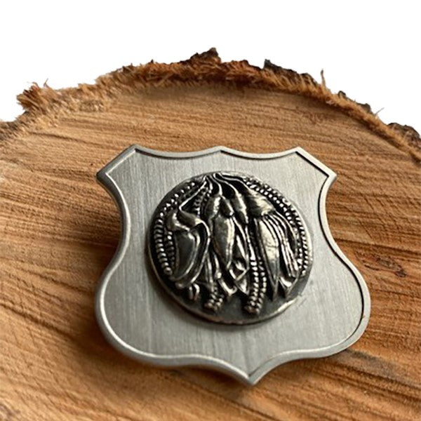 Awards Shield Brooch