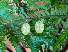 Pacifica Tapa Earrings