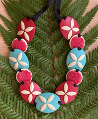Pōhutukawa Guardian Necklace
