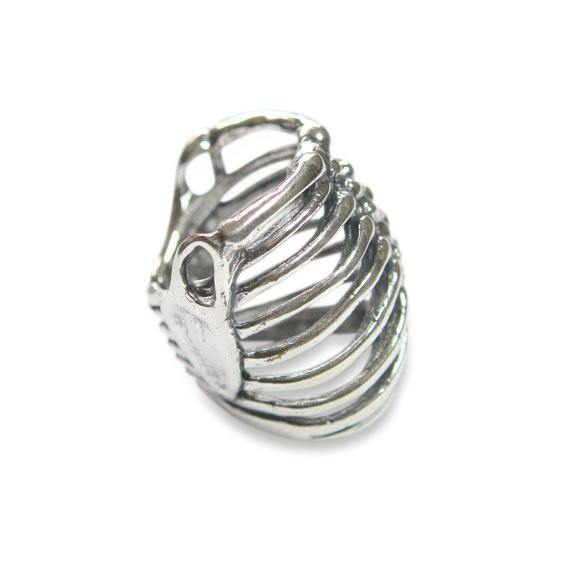 Ribcage Ring - Moon Raven Designs