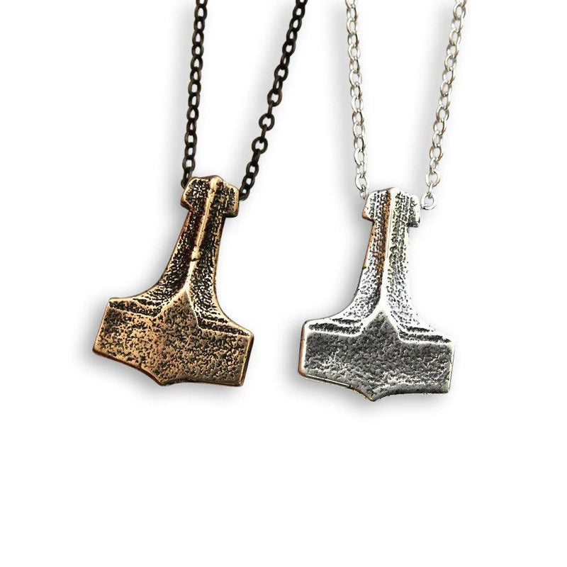 Plain Mjolnir Thors Hammer - Moon Raven Designs