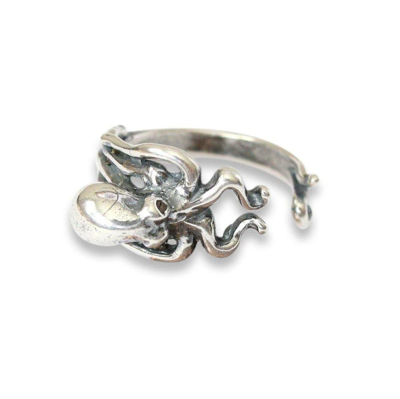 Octopus Ring - Moon Raven Designs