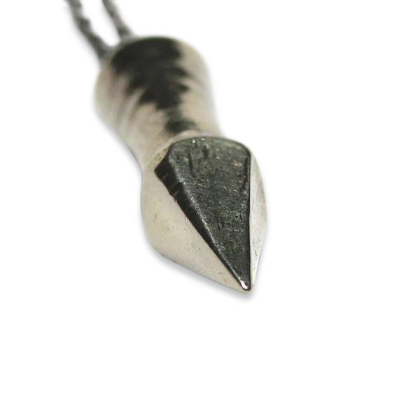 Medieval Bodkin Arrowhead Necklace - Moon Raven Designs