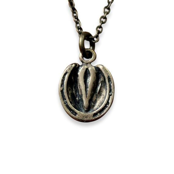 Horse Hoof Necklace