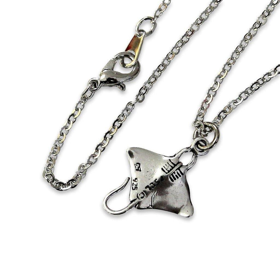 Stingray Pendant Necklace - Moon Raven Designs