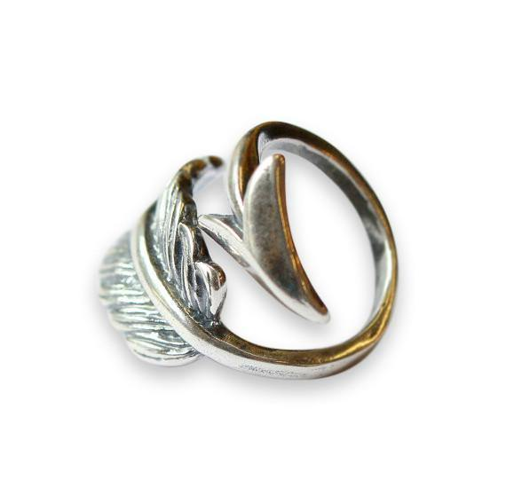 Robin Hood Arrow Ring - Moon Raven Designs