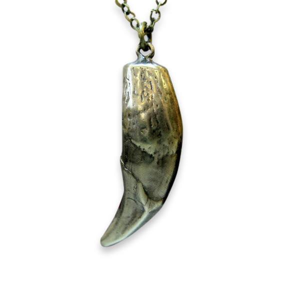 Wolf Tooth Necklace - Moon Raven Designs