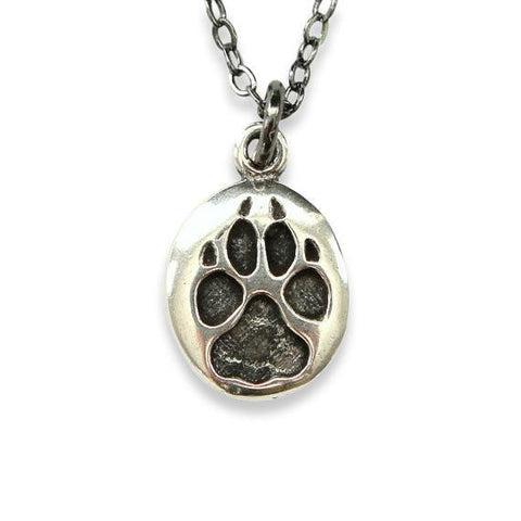 Wolf Track Necklace