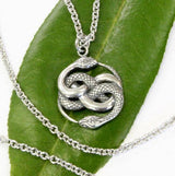 AURYN Necklace Sterling Silver - Moon Raven Designs