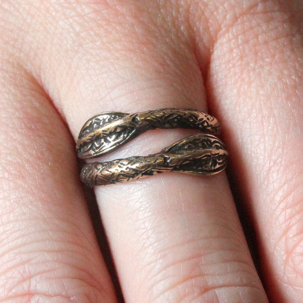 Viking Spearhead Ring