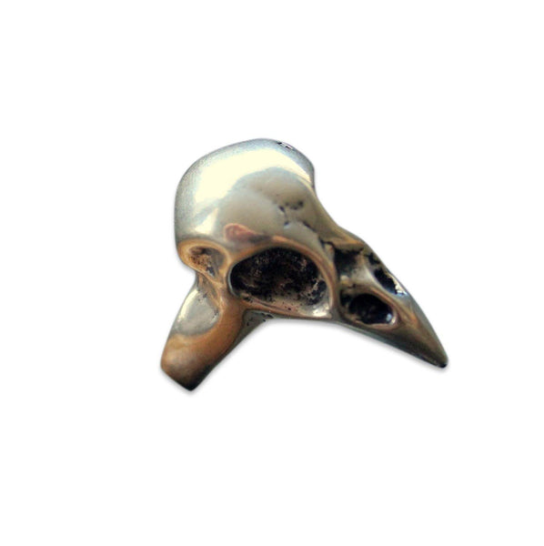 Baby Bird Skull Ring - Moon Raven Designs