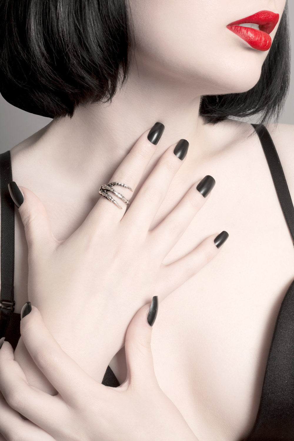 Raven Claw Ring - The Original by Moon Raven Designs - Moon Raven Designs