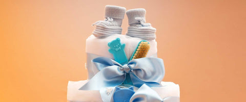 Baby Gift Baskets - Diaper Cakes