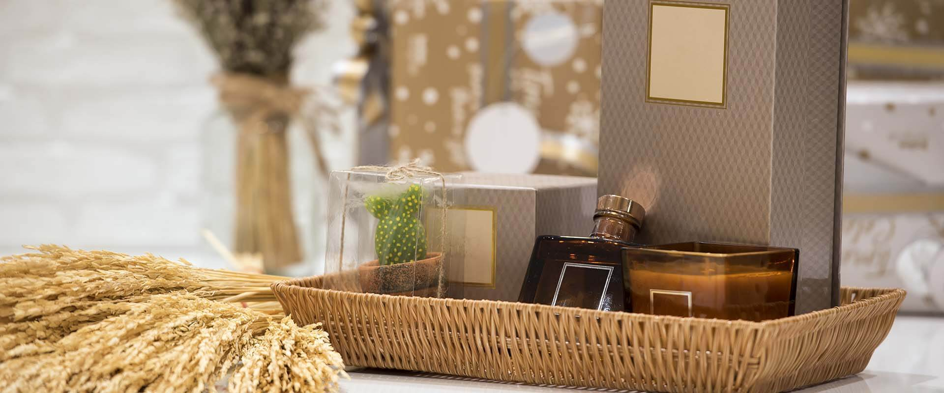 Christmas Gift Baskets - Spa & Bath