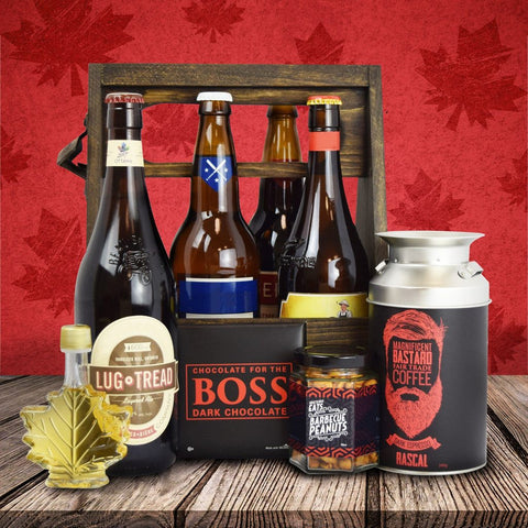 Craft Beer Father's Day Gift Basket