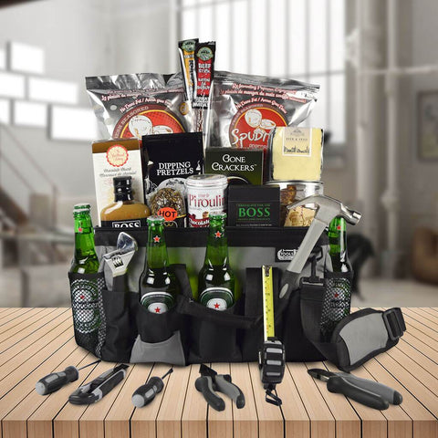 Handyman Father's Day gift Basket